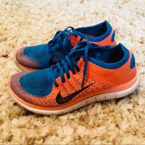Nike Flyknit shoes 8.5